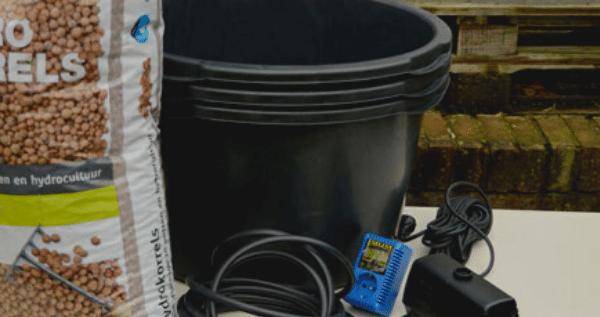 hydro system marijuana