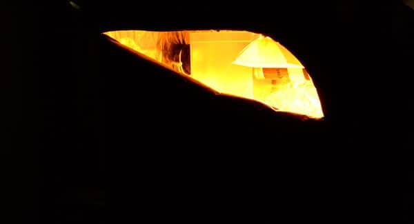 Lightproof tent