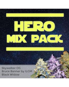 Hero Mix Pack Seed Variety Pack