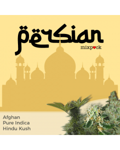 Persian Mix Pack Seed Variety Pack