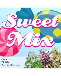 Sweet Mix Pack Seed Variety Pack