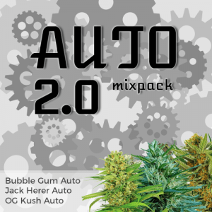 Autoflower 2.0 Marijuana Mix