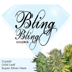 Bling Mix Pack Seed Variety Pack
