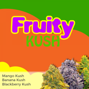 Fruity Kush Mix Pack Seed Variety Pack