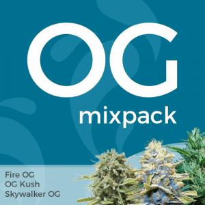 OG Mix Pack Seed Variety Pack