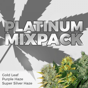 Platinum Mix Pack Seed Variety Pack