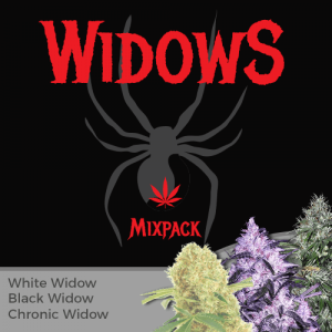 Widows Mix Pack Seed Variety Pack