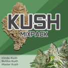 Kush Mix Pack Seed Variety Pack