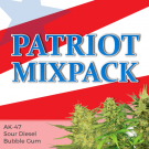 Patriot Mix Pack Seed Variety Pack
